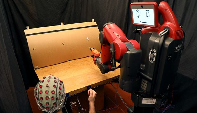 With this new system, robots can 'read' your mind | Tech News