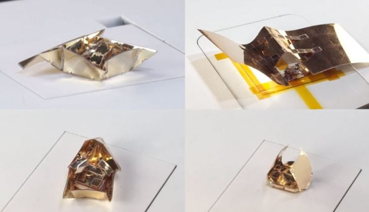 Origami outfits help these bots change tasks swiftly | Tech News