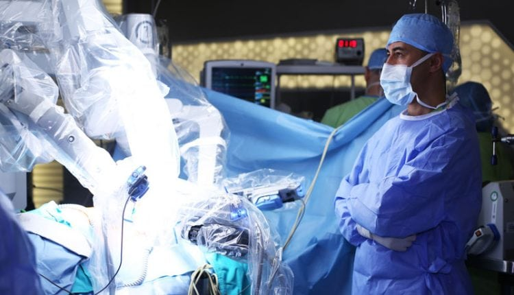 Robotic docs can boost surgery time and cost | Tech News