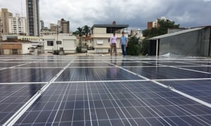 From the favelas: the rise of rooftop solar projects in Brazil | Tech News