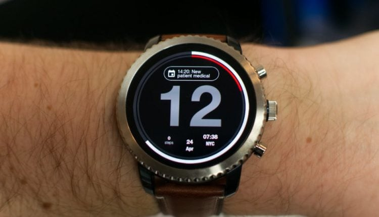 Seven Fossil Group smartwatches with Android Pay on the way | Tech News