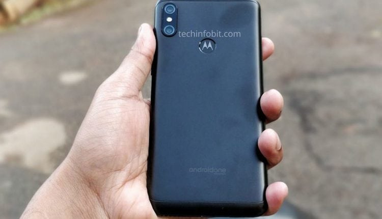Motorola One Power hands-on images confirms notch and dual camera | Tech News
