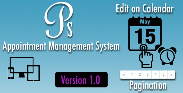 Appointment Management System – Version 1.5 | Prosyscom Tech