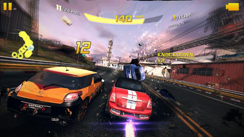 Best iPad & iPhone games: Asphalt 8: Airborne