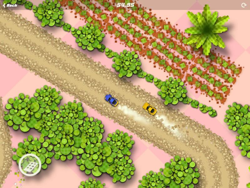 Best free iPad games: Pico Rally