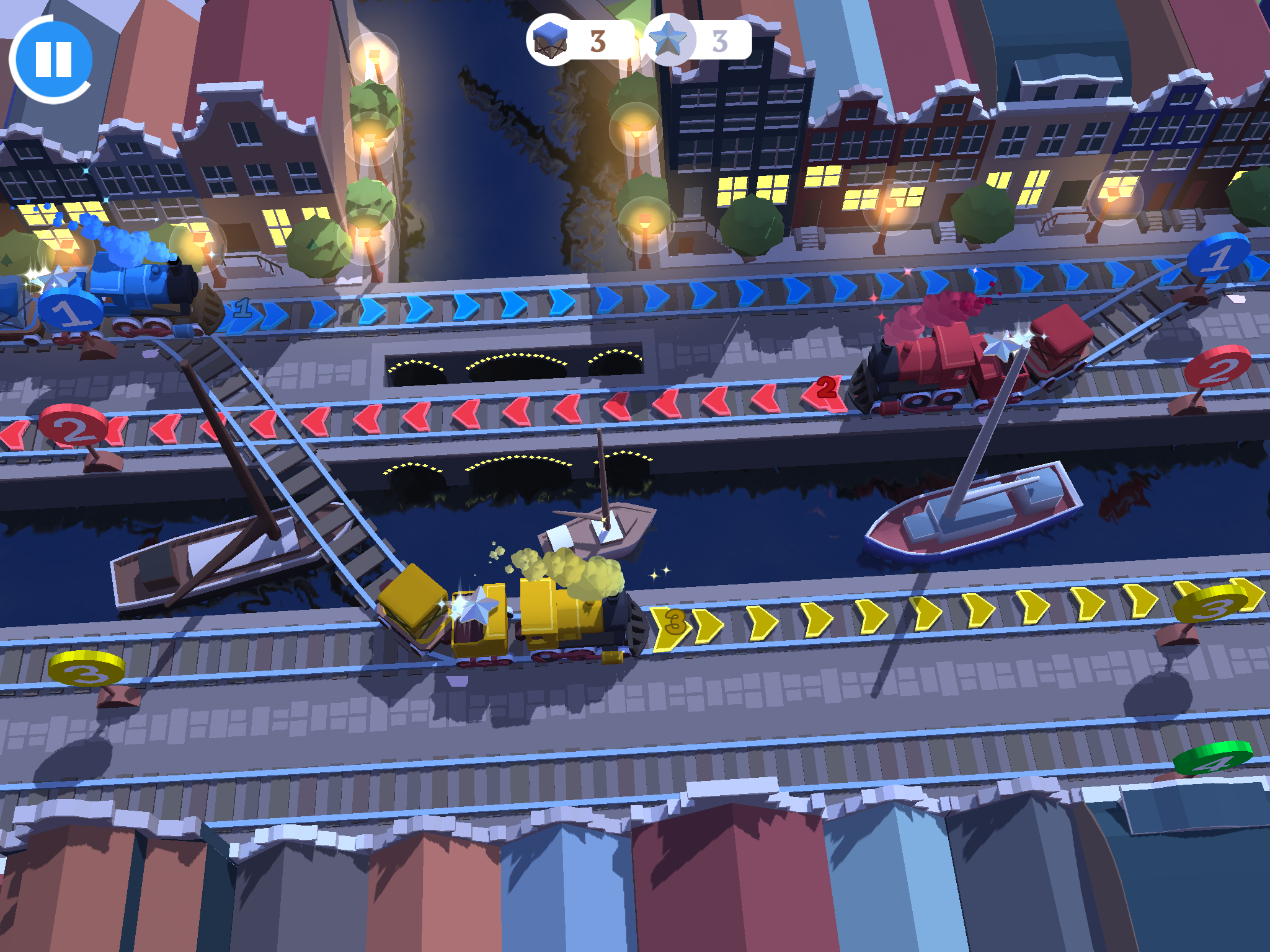 Best free iPad games: Train Conductor World: European Railway