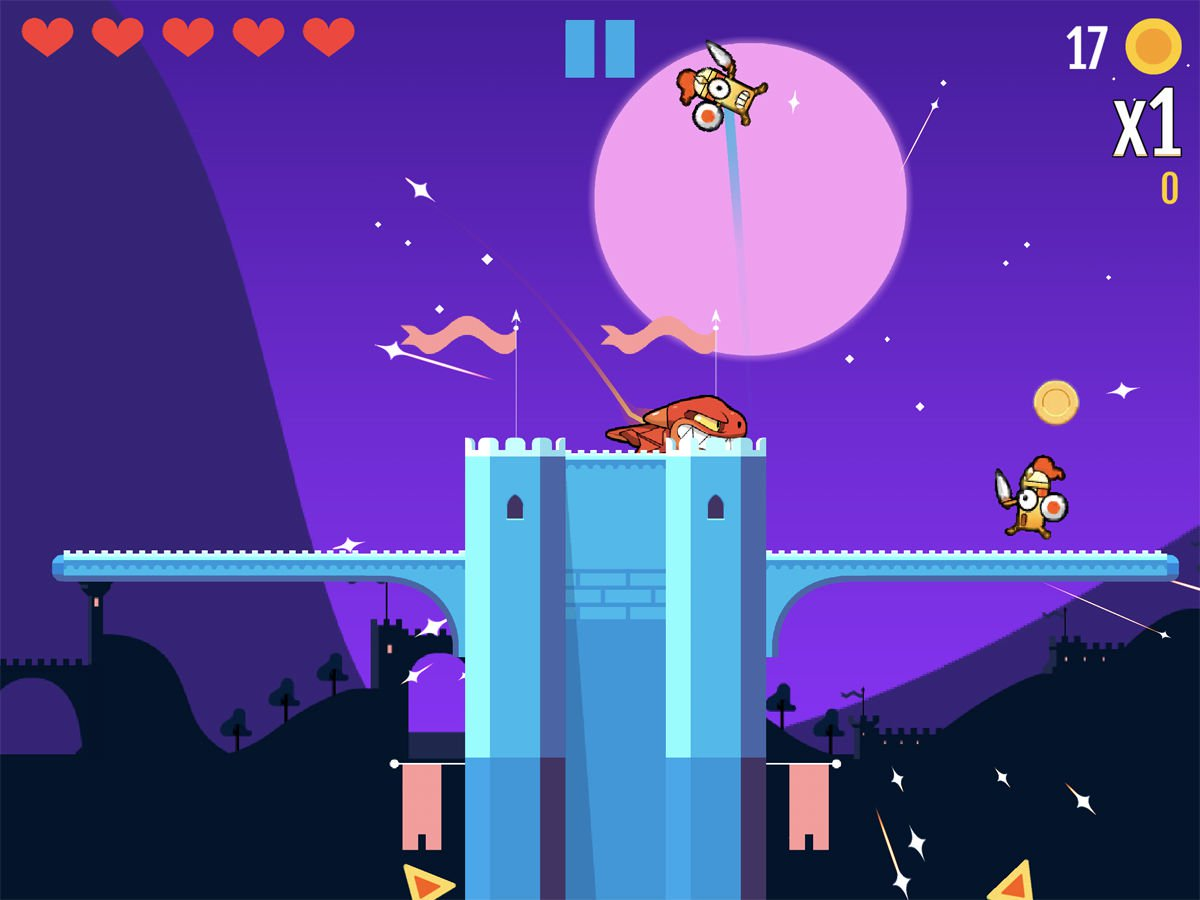 Best free iPad games: Drag'n'Boom
