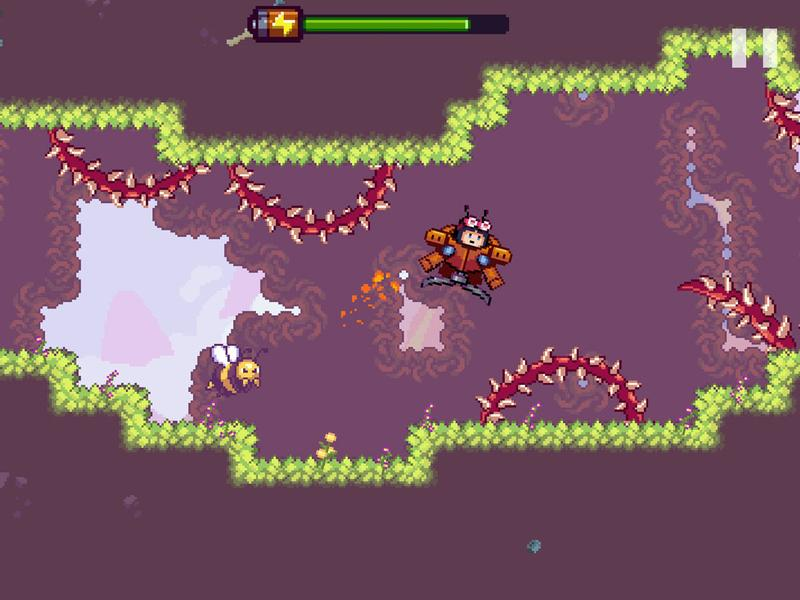 Best free iPad games: Sky Chasers
