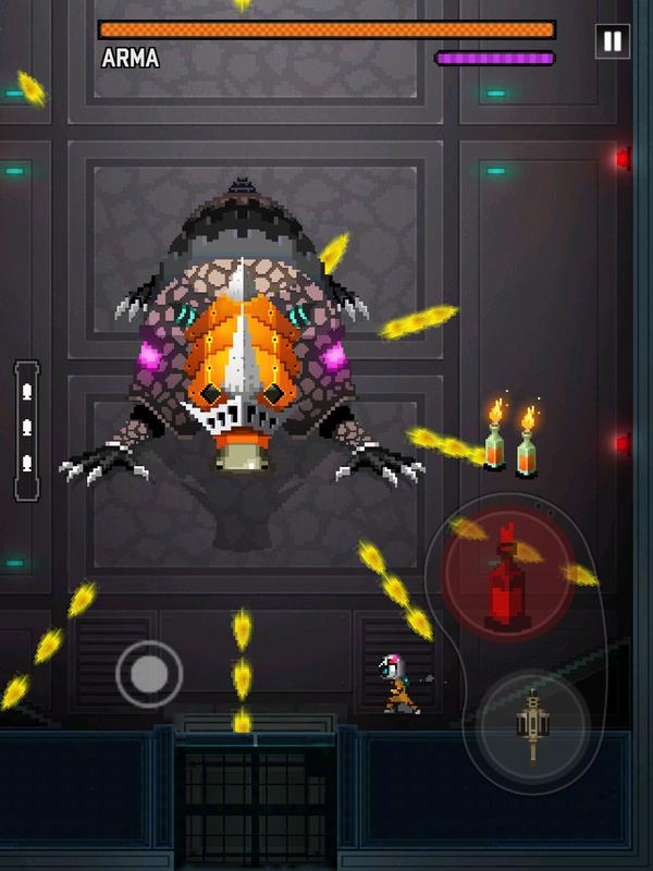 Best free iPad games: Evil Factory