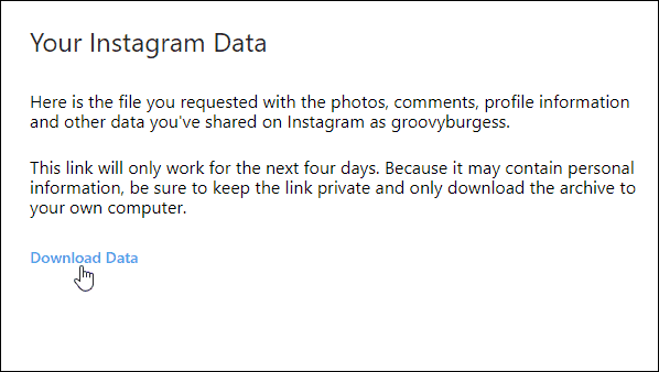 How to Download a Copy of Your Instagram Data   Tech News 9