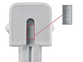 Apple recalls: Adapter