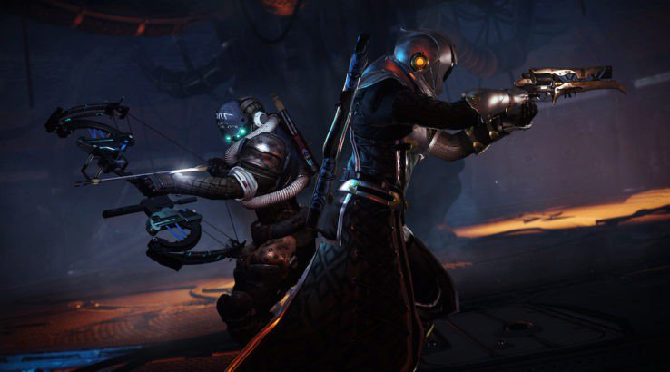 destiny 2 forsaken will give players a character boost