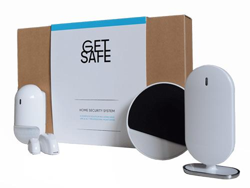 GetSafe Home Security