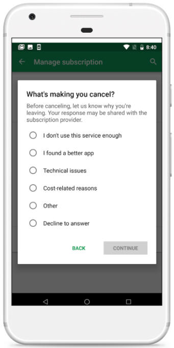 Google Play now makes it easier to manage your subscriptions | Tech News 2