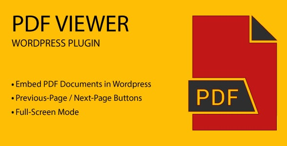 PDF Viewer – WordPress Plugin | Prosyscom Tech
