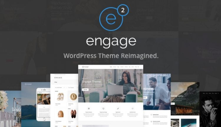 Engage – Responsive Multipurpose WordPress Theme | Prosyscom Tech