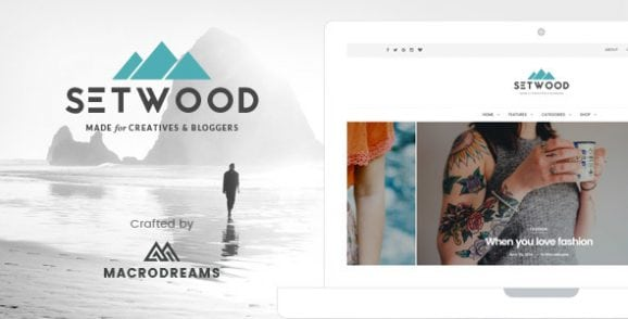 Setwood – WordPress Blog | Shop Theme | Prosyscom Tech