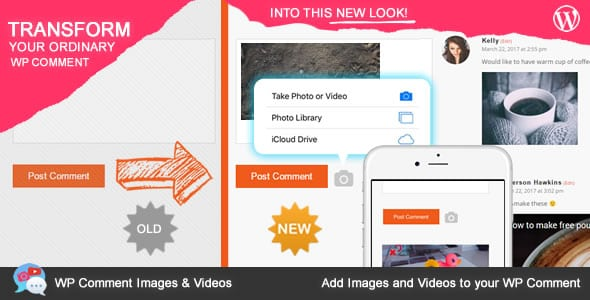 WP Comment Images and Videos | Prosyscom Tech
