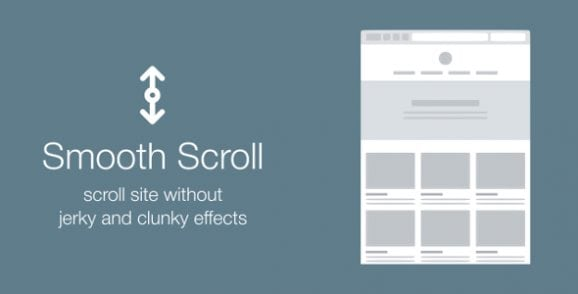 Smooth Scroll — scroll site without jerky and clunky effects, WordPress version | Prosyscom Tech