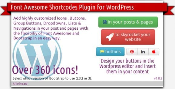 Font Awesome Icons + Bootstrap Buttons | Prosyscom Tech