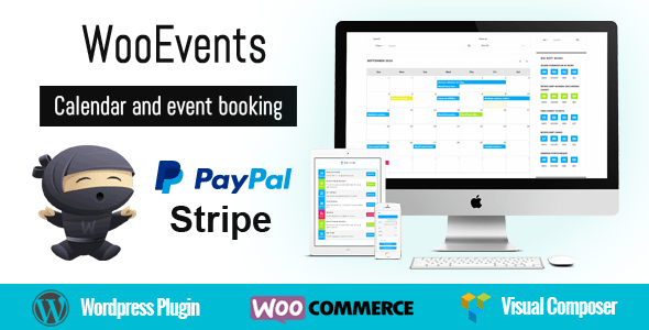 WooEvents – Calendar and Event Booking | Prosyscom Tech