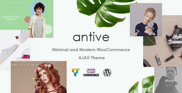 Antive – Minimal and Modern WooCommerce AJAX Theme (RTL Supported) | Prosyscom Tech