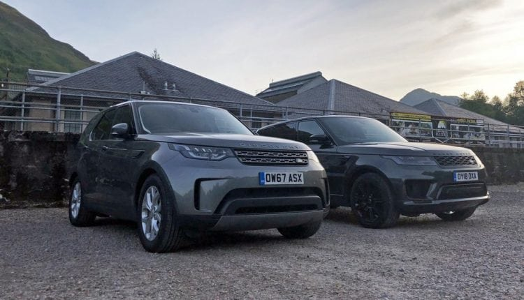 Why the Land Rover Discovery makes an outstanding adventure vehicle | Apps & Software
