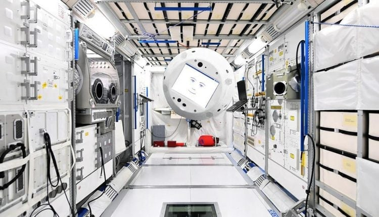 Speaking interactive AI robot heading to International Space Station, 2001 and Alien here we come | Apps & Software