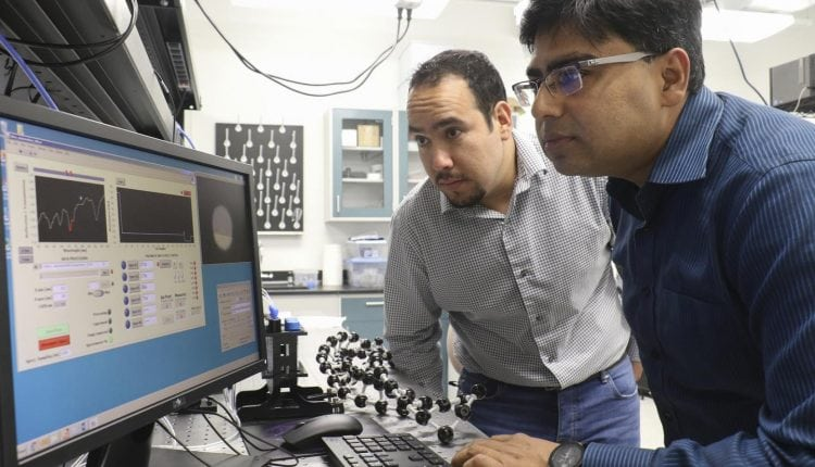 Optical sensor can determine if molecules are left or right 'handed' | Tech News