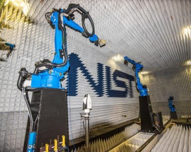 Two Robots Are Better than One for NIST's 5G Antenna Measurement Research | Tech News