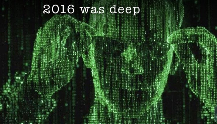 2016: The Year That Deep Learning Took Over the Internet | Tech News