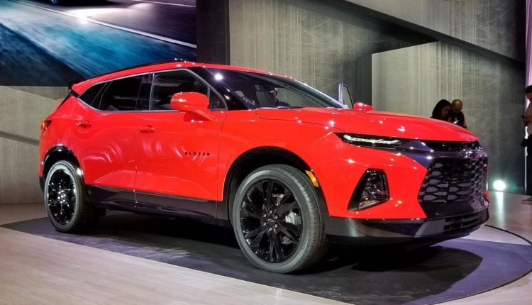 2019 Chevy Blazer: Top 10 things you need to know | Tech News