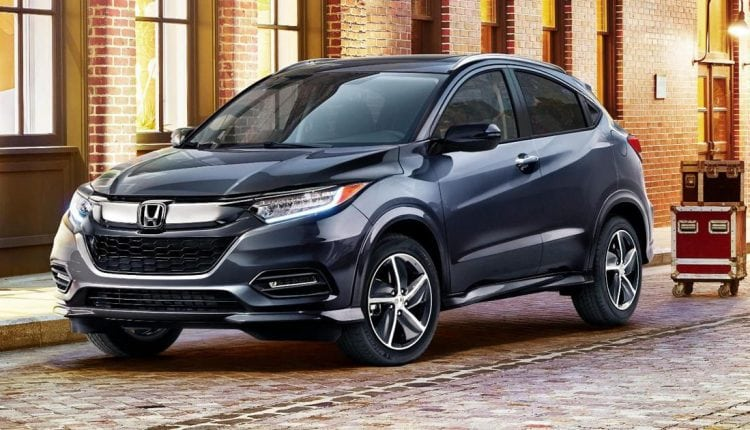 2019 Honda HR-V gets new look, new safety systems | Tech News