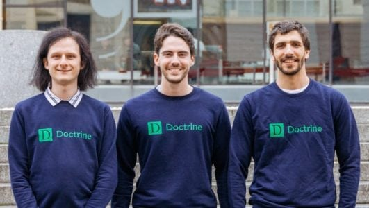 Doctrine raises $11.6 million for its legal search engine | Tech News