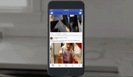 How Facebook's new 3D photos work | Tech News