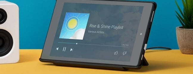 Amazon's New Dock For Fire Tablets Makes the Echo Show Obsolete   Tech News