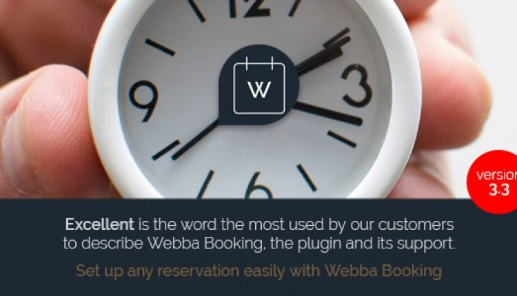 Webba Booking – WordPress Appointment & Reservation plugin | Prosyscom Tech
