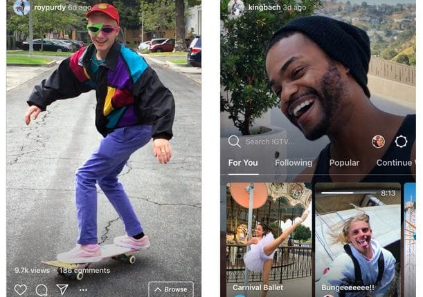 Instagram Gets Into Long-Form Video With IGTV | Tech News