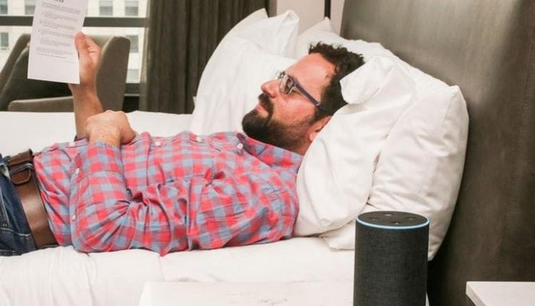 Alexa for Hospitality: A clear example of IoT benefits for end user and business | Tech News