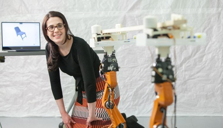 Custom carpentry with help from robots | Tech News