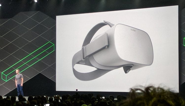Facebook Finally Unveiled a Standalone VR Headset, And It's Just $199 | Tech News