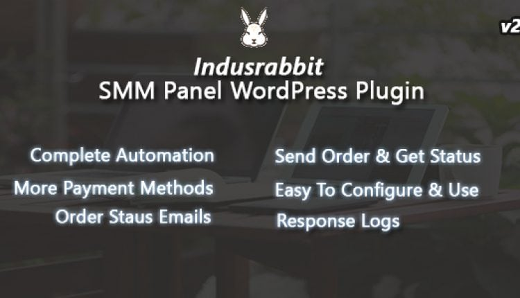 Indusrabbit – SMM Panel WordPress Plugin | Prosyscom Tech