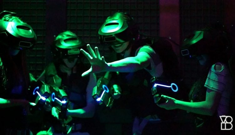 Feeling the Force: are shared VR experiences the future of entertainment? | Tech News
