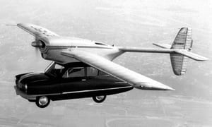 Flying cars: why haven't they taken off yet? | Tech News