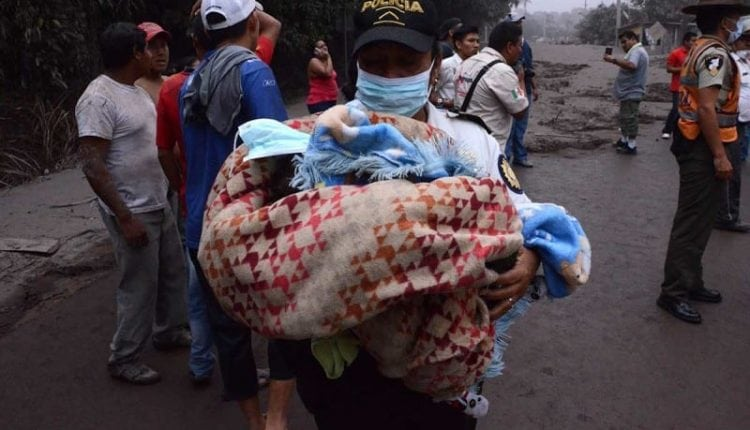 Guatemala volcano kills 75 as ash buries entire villages | Tech News