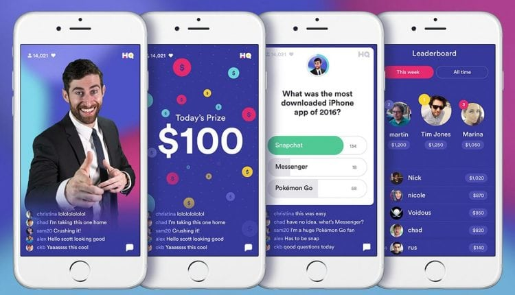 HQ Trivia Offers Its Biggest Cash Prize Ever During NBA Finals | Tech News