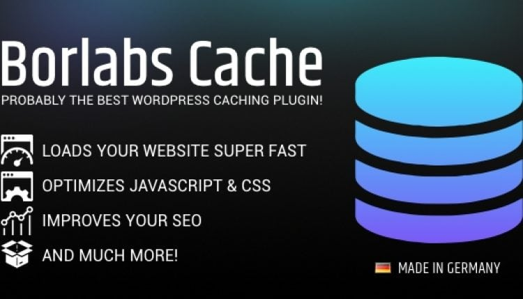 Borlabs Cache – WordPress Caching Plugin | Prosyscom Tech