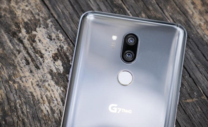 LG G7 ThinQ hands on: Camera smarts, killer sound, and some funky notch options | Tech News