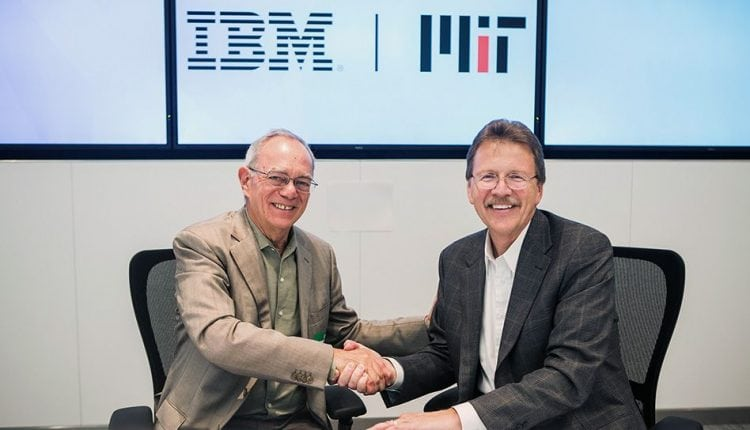 IBM and MIT to pursue joint research in artificial intelligence, establish new MIT–IBM Watson AI Lab | Tech News