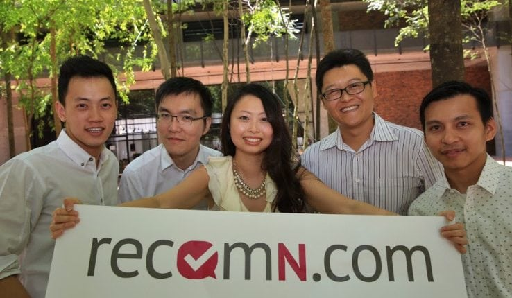 Malaysia-based RecomN, which helps customers find providers for important projects, raises $1M | Tech News